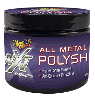 - NXT Generation All Metal Polysh Metal Cilası 142 Gr.
