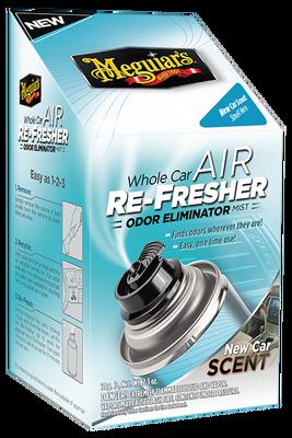 MEGUIARS - Air Re-Fresher Koku Giderici (Yeni Araç Kokusu)