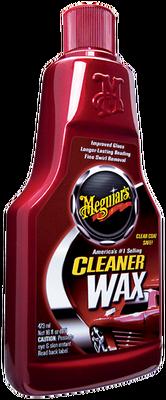 MEGUIARS - Cleaner Wax Temizleyici ve Koruyucu Sıvı Wax