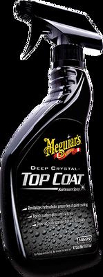 MEGUIARS - Deep Crystal Top Coat Seramik Bakım Spreyi 473 ML.