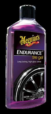 MEGUIARS - Endurance High Gloss Lastik Parlatıcı ve Koruyucu Jel
