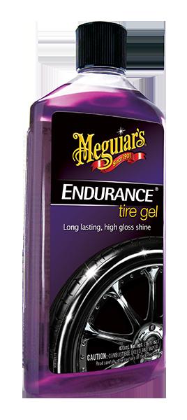 Endurance High Gloss Lastik Parlatıcı ve Koruyucu Jel