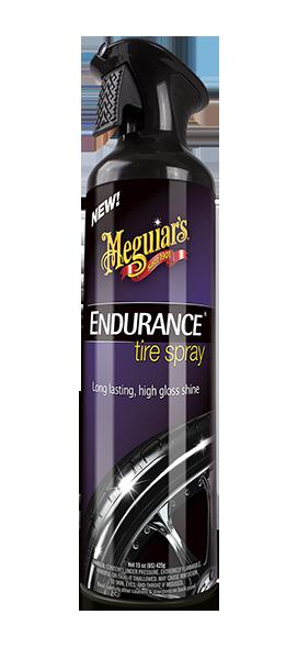 Endurance Tire Spray Lastik Parlatıcı ve Koruyucu Aerosol