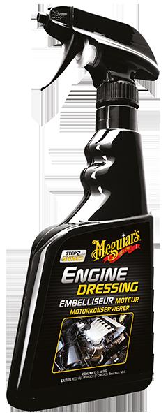 Engine Dressing Motor Parlatıcı