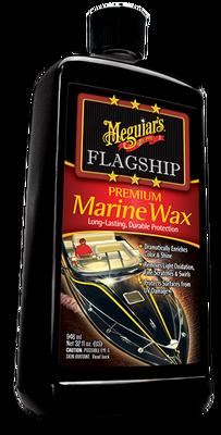 - Flagship Premium Marine Wax Boya Koruyucu Sıvı Wax 946 ML.