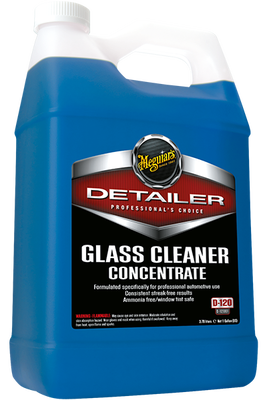 - Glass Cleaner Concentrate Cam Temizleme Sıvısı 3,78 Lt.