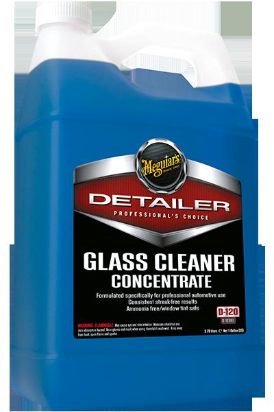 Glass Cleaner Concentrate Cam Temizleme Sıvısı 3,78 Lt.