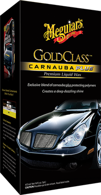 MEGUIARS - Gold Class™ Carnauba Plus Boya Koruyucu Sıvı Wax