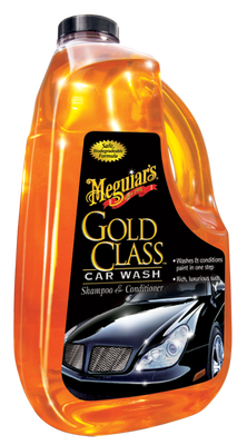 MEGUIARS - Gold Class Cilalı Oto Yıkama Şampuanı 1,89 lt.