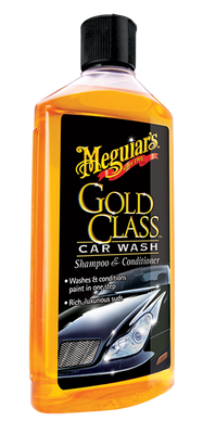 MEGUIARS - Gold Class Cilalı Oto Yıkama Şampuanı 473 ml.