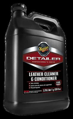 - Leather Cleaner & Condıtıoner Deri Temizleyici & Koruyucu 3,79 Lt.