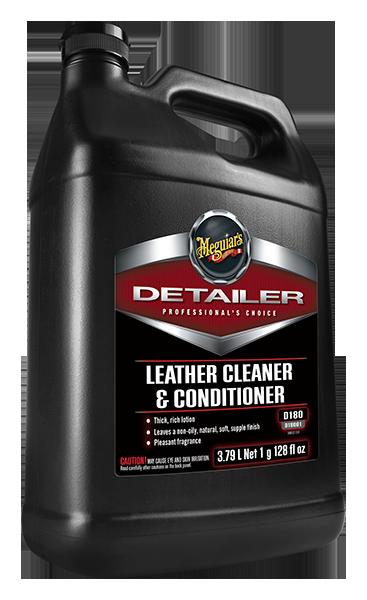 Leather Cleaner & Condıtıoner Deri Temizleyici & Koruyucu 3,79 Lt.