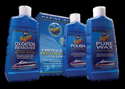 - Marine / Rv Fiberglass Oxidation Removal Oksidasyon Giderici Kit