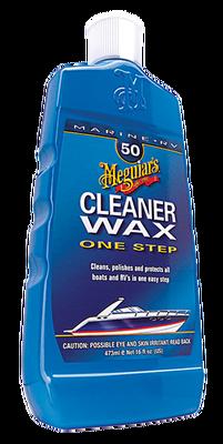 - Marine / Rv One Step Cleaner Wax Tek Adım Temizleyici Ve Koruyucu Sıvı Wax 473 ML.