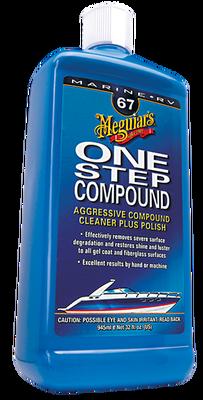 - Marine / Rv One Step Compound Tek Adım Pasta 946 ML.