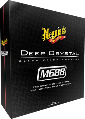 - Meguiar's Deep Crystal Ultra Paint Coating Seramik Kaplama