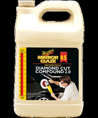 - Mirror Glaze® Diamond Compound Cut 2.0 Çizik Çıkarıcı 3,79 Lt.