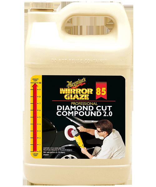 Mirror Glaze® Diamond Compound Cut 2.0 Çizik Çıkarıcı 3,79 Lt.