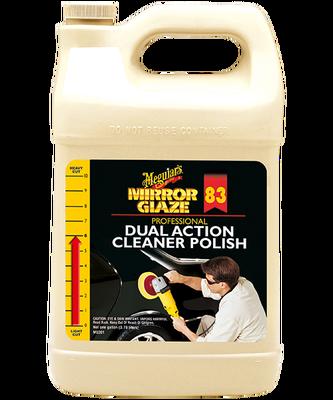 - Mirror Glaze® Dual Action Cleaner Polish Hafif Çizik Giderici Pasta/Cila 3,79 Lt.