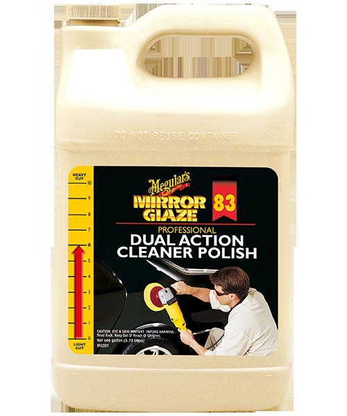Mirror Glaze® Dual Action Cleaner Polish Hafif Çizik Giderici Pasta/Cila 3,79 Lt.