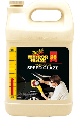 - Mirror Glaze® Speed Glaze Hızlı Film Cila 3,78 Lt.