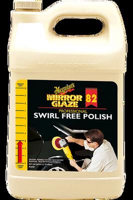- Mirror Glaze® Swirl Free Polish Hare Giderici Pasta Cila 3,78 Lt.