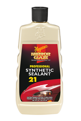 - Mirror Glaze® Synthetic Sealant 2.0 Su Tutmayan Koruyucu Wax 473 ML.