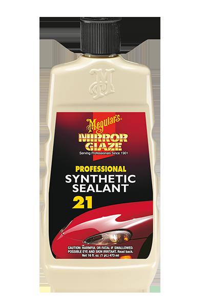 Mirror Glaze® Synthetic Sealant 2.0 Su Tutmayan Koruyucu Wax 473 ML.
