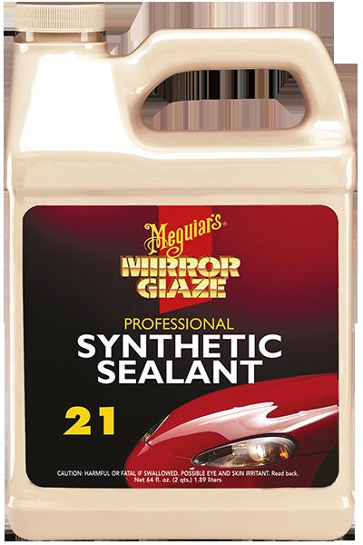 Mirror Glaze® Synthetic Sealant 2.0 Su Tutmayan Koruyucu Wax 1,89 Lt.