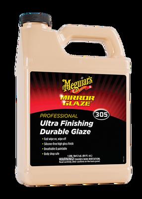 - Mirror Glaze® Ultra Finishing Glaze Silikonsuz Boya Koruyucu 1,89 Lt.