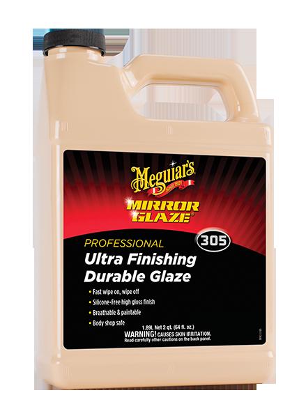 Mirror Glaze® Ultra Finishing Glaze Silikonsuz Boya Koruyucu 1,89 Lt.