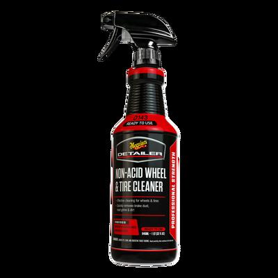 - Non-Acid Wheel & Tire Cleaner Asitsiz Jant ve Lastik Temizleyici