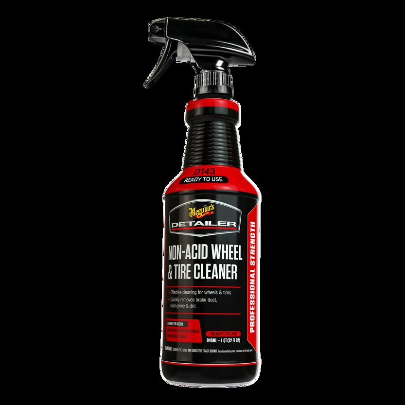 Non-Acid Wheel & Tire Cleaner Asitsiz Jant ve Lastik Temizleyici