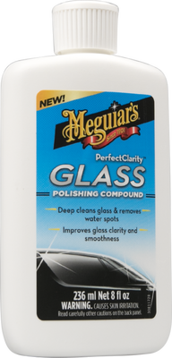 MEGUIARS - Perfect Clarity Cam Temizleyici Cila