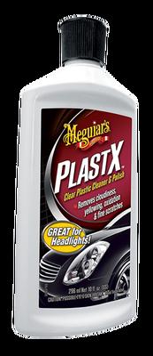 MEGUIARS - PlastX Far ve Saydam Plastik Temizleyici ve Cila