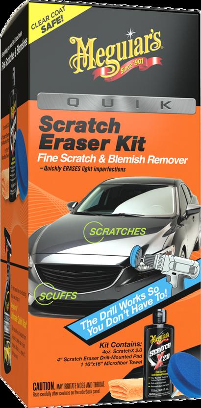 Quik Scratch Eraser Kit Hızlı Çizik Giderme Kiti