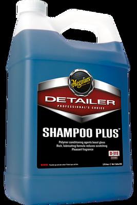 - Shampoo Plus Cilalı Şampuan 3,78 Lt.