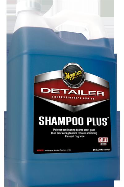 Shampoo Plus Cilalı Şampuan 3,78 Lt.