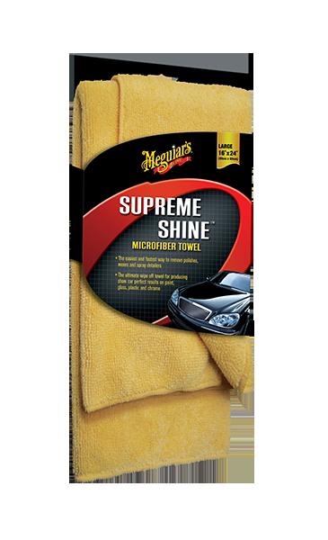 Supreme Shine Mikrofiber Silme Bezi