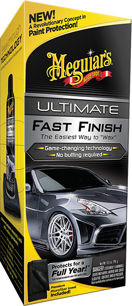 Ultimate Fast Finish Hızlı Cila