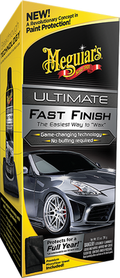 MEGUIARS - Ultimate Fast Finish Hızlı Cila