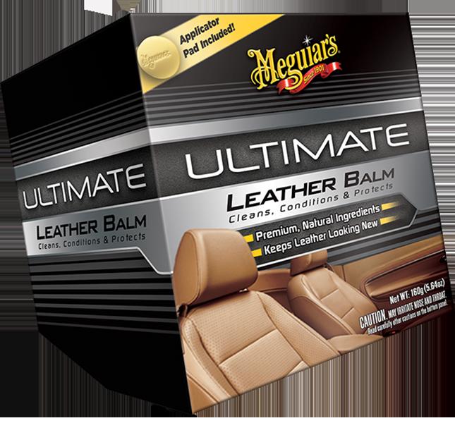 Ultimate Leather Balm Deri Temizleyici & Koruyucu Krem