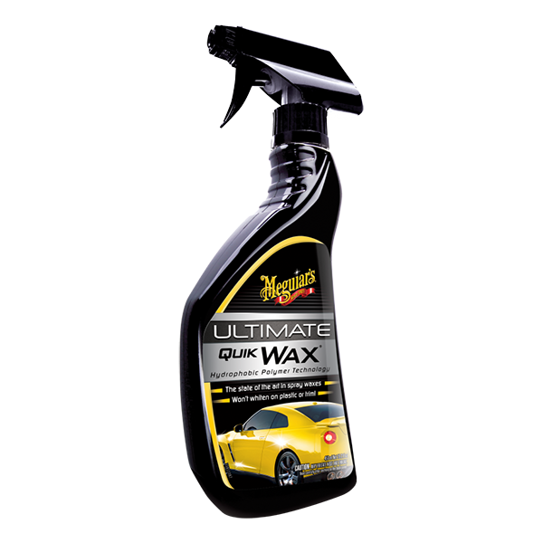 Ultimate Quik Wax Hızlı Sprey Wax Cila