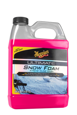 MEGUIARS - Ultimate Snow Foam Oto Yıkama Köpüğü