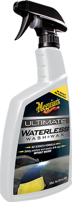 MEGUIARS - Ultimate Waterless Wash & Wax Susuz Oto Yıkama & Cila