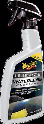 MEGUIARS - Ultimate Waterless Wash & Wax Susuz Yıkama & Cila