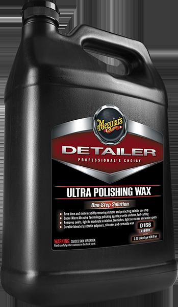Ultra Polishing Wax Temizleyici Koruyucu Wax 3,79 Lt.
