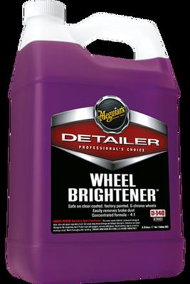 - Wheel Brightener Jant Temizleyici ve Parlatıcı 3,78 Lt.